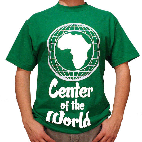 Roy Ayers - Center Of The World Men's Shirt, Green - The Giant Peach