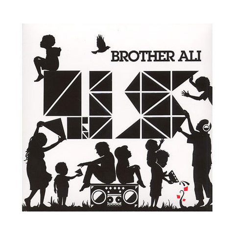 Brother Ali - Us, CD