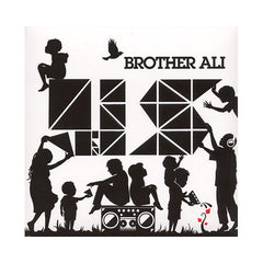 Brother Ali - Us, CD - The Giant Peach
