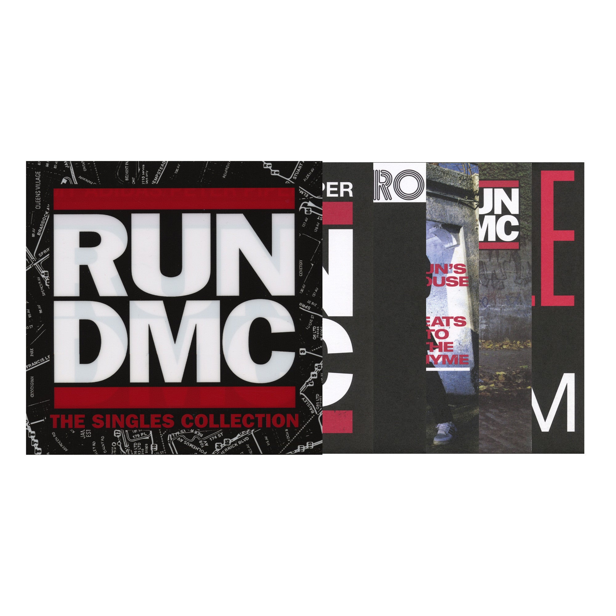 Run DMC - The Singles Collection - The Giant Peach - 1
