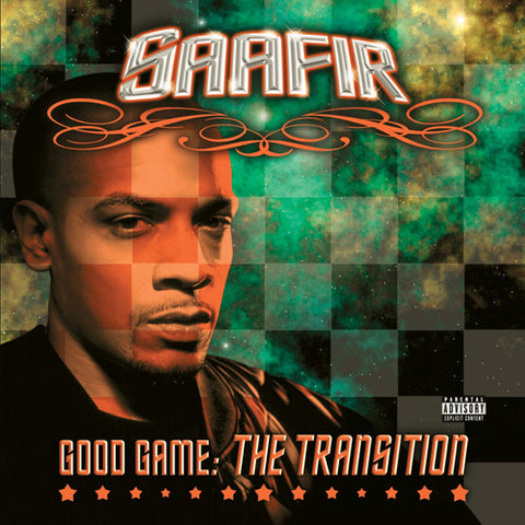 Saafir - Good Game: The Transition, CD