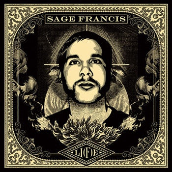 Sage Francis - Li(f)e, 2xLP Vinyl + Bonus album download