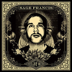 Sage Francis - Li(f)e, 2xLP Vinyl + Bonus album download - The Giant Peach