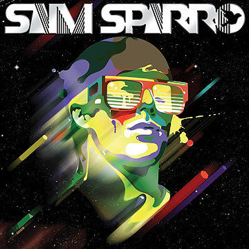 Sam Sparro - Self-Titled, CD - The Giant Peach