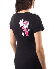tokidoki - Super Fan Women's Shirt, Black - The Giant Peach