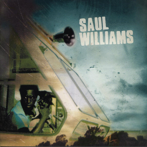 Saul Williams - Saul Williams, CD
