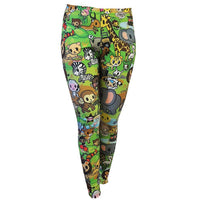 JapanLA x tokidoki Savannah Leggings - The Giant Peach
