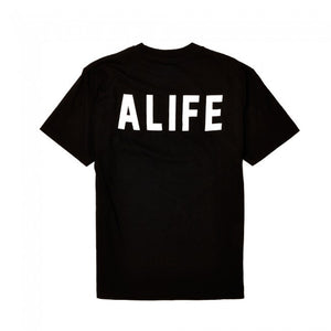 Alife - Cross Paths Men's Shirt, Black - The Giant Peach