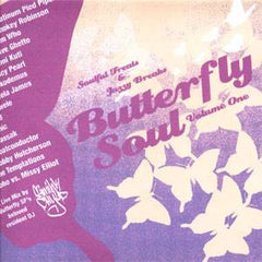 DJ Similak Chyld - Butterfly Soul Vol. 1, Mixed CD - The Giant Peach