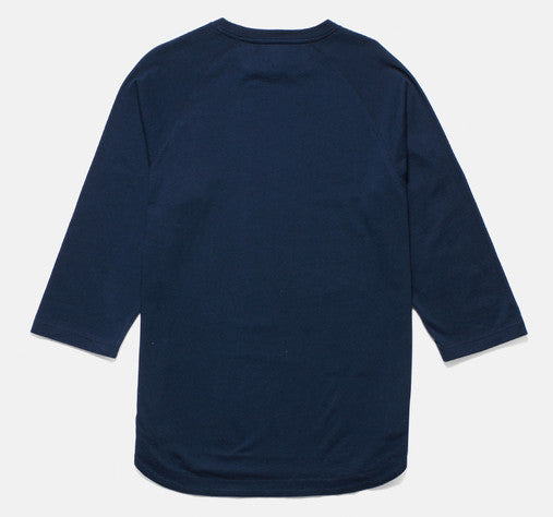 10Deep - Scoop Baseball Men's Shirt, Navy - The Giant Peach