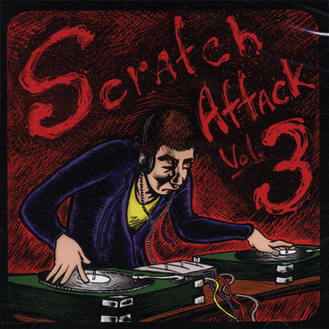 Scratch Attack Vol. 3, CD