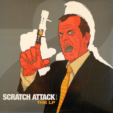 Scratch Attack: You Want Your Battle Record Back Bastard? Vol. 2, CD
