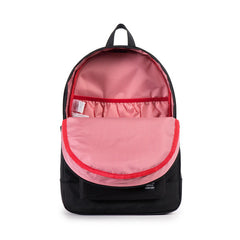 Herschel Supply Co. - Settlement Backpack, Black/Black Ballistic - The Giant Peach - 2