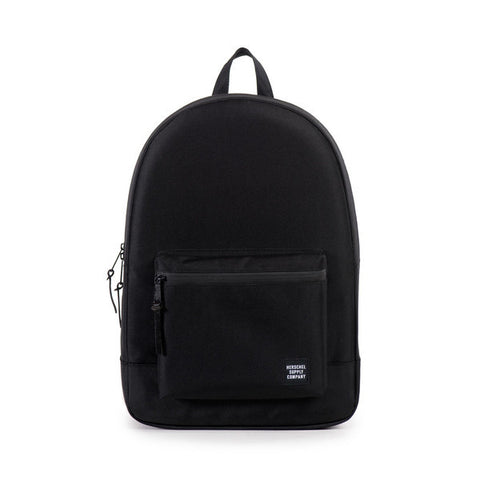 Herschel Supply Co. - Settlement Backpack, Black/Black Ballistic - The Giant Peach - 1