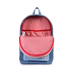 Herschel Supply Co. - Settlement Backpack, Limoges Crosshatch - The Giant Peach - 2