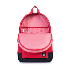 Herschel Supply Co. - Settlement Backpack, Red/Blk Ballistic - The Giant Peach - 2