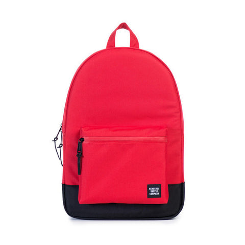 Herschel Supply Co. - Settlement Backpack, Red/Blk Ballistic - The Giant Peach - 1