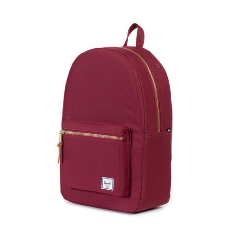 Herschel Supply Co. - Settlement Backpack, Windsor Wine