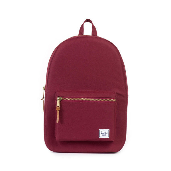 Herschel Supply Co. - Settlement Backpack, Windsor Wine - The Giant Peach