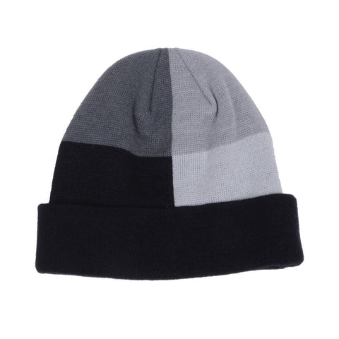 TRUE - Blockhead Beanie Hat, Black