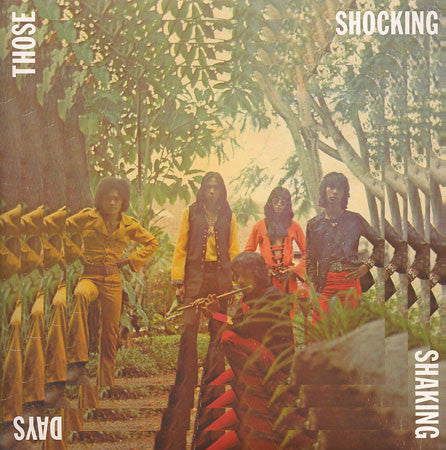 V/A - Those Shocking Shaking Days, CD - The Giant Peach