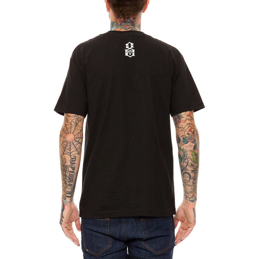 REBEL8 - Six Four Men's Shirt, Black - The Giant Peach