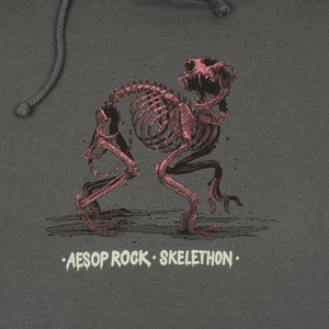 Aesop Rock - Skelethon Men's Hoodie, Concrete - The Giant Peach