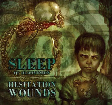 Sleep (of Oldominion) - Hesitation Wounds, CD - The Giant Peach