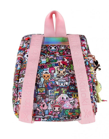 tokidoki - Kawaii Metropolis Mini Backpack