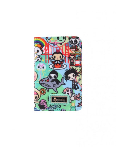tokidoki - California Dreamin' Small Bifold Wallet