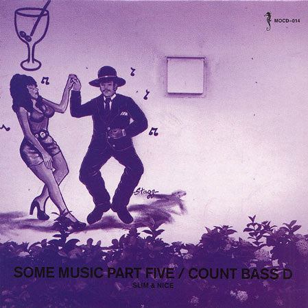 Count Bass D - Some Music Part 5, CD - The Giant Peach