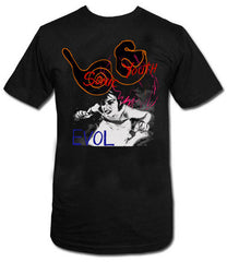 Sonic Youth - Evol Men's Shirt, Black - The Giant Peach