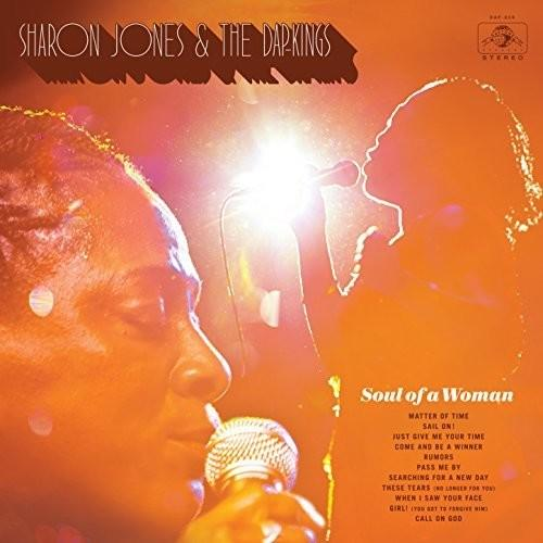 Sharon Jones & The Dap-Kings - Soul Of A Woman, LP Red Vinyl Edition