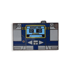 Yesterdays - Boombox Pin - The Giant Peach