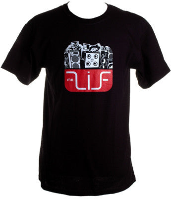Mr. Lif - Speakers Men's Shirt, Black