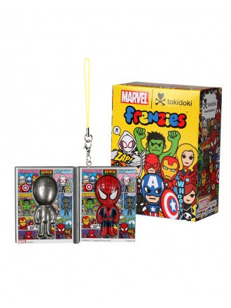 tokidoki x MARVEL - Mini Comics Frenzies (Blind Assortment) - The Giant Peach