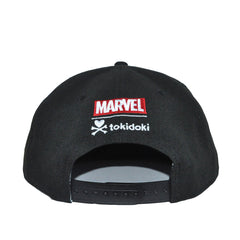 tokidoki - Spidey Villains Snapback Hat, Black - The Giant Peach