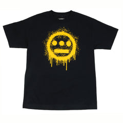 delHIERO - Splatter  Men's Shirt, Navy - The Giant Peach