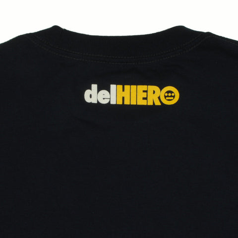 delHIERO - Splatter  Men's Shirt, Navy