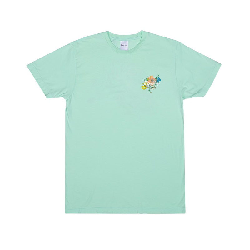 RIPNDIP - Blooming Nerm Men's Tee, Mint