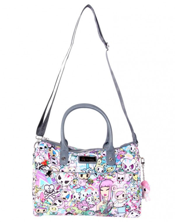 tokidoki - Spring Dreams Bowler Bag - The Giant Peach