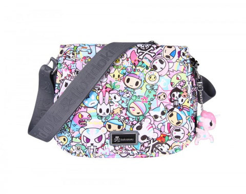 tokidoki - Spring Dreams Small Messenger - The Giant Peach - 1