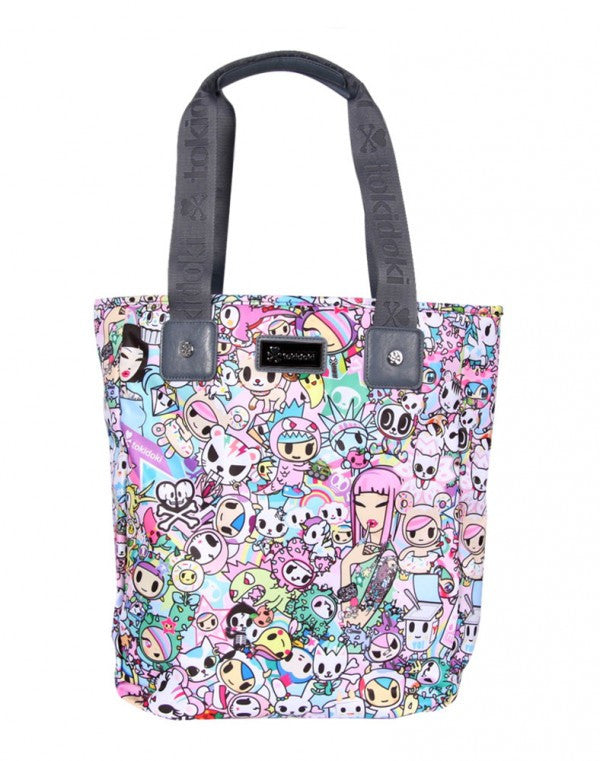 tokidoki - Spring Dreams Tote - The Giant Peach - 1