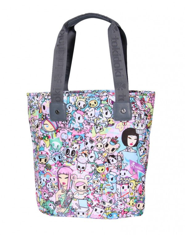 tokidoki - Spring Dreams Tote - The Giant Peach - 2