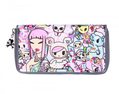tokidoki - Spring Dreams Large Wallet - The Giant Peach - 2