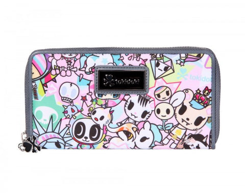 tokidoki - Spring Dreams Large Wallet - The Giant Peach - 1