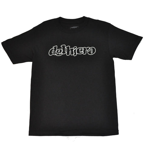 delHIERO - Stakes Men's Shirt, Black