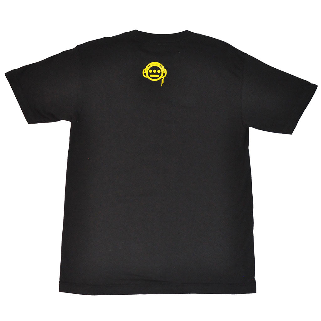delHIERO - Stakes Men's Shirt, Black - The Giant Peach