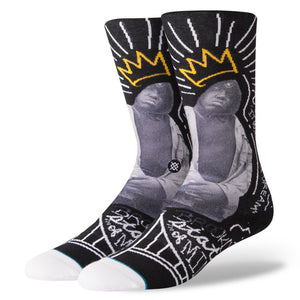 Stance x Notorious B.I.G. - B.I.G. Men's Socks, Black