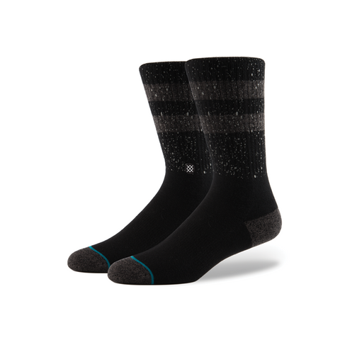 Stance - Banned Men's Socks, Black